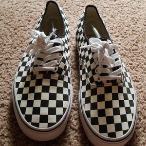 Checker Vans